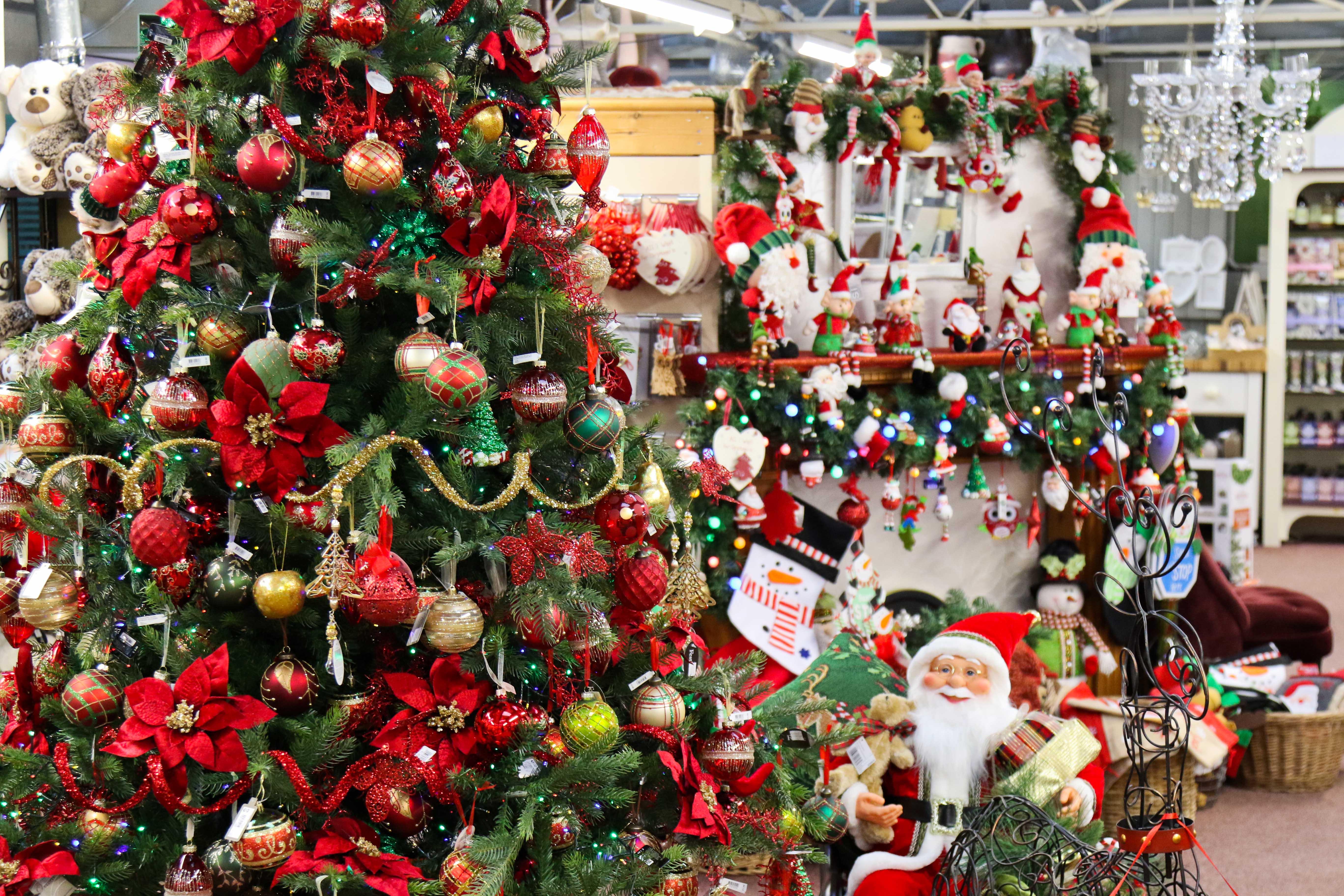 Christmas Tree Decorations Garden Centre Psoriasisguru Com